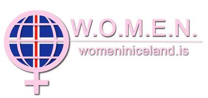 Logo Samtaka kvenna af erlendum uppruna